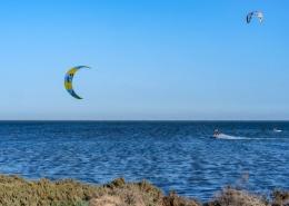 Kitesurfen auf Djerba am KiteWorldWide Kitecenter