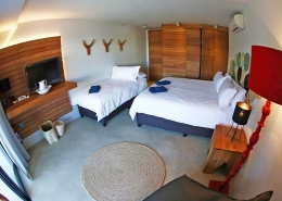 Windtown Langebaan Hotel Triple_Double_Room