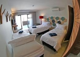 Windtown Lagoon Hotel TripleSingleRoom
