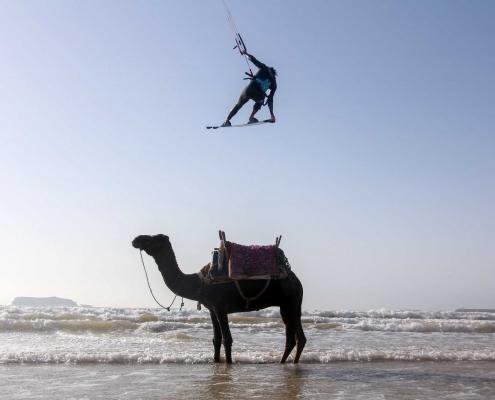 Kitesurfen in Marokko, Essaouira mit KiteWorldWide