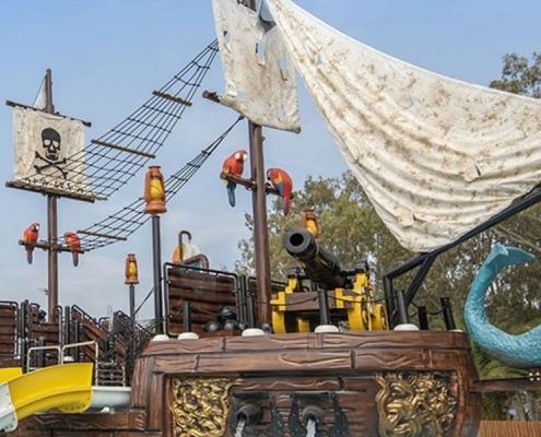 Kids-Pool-Piratenschiff