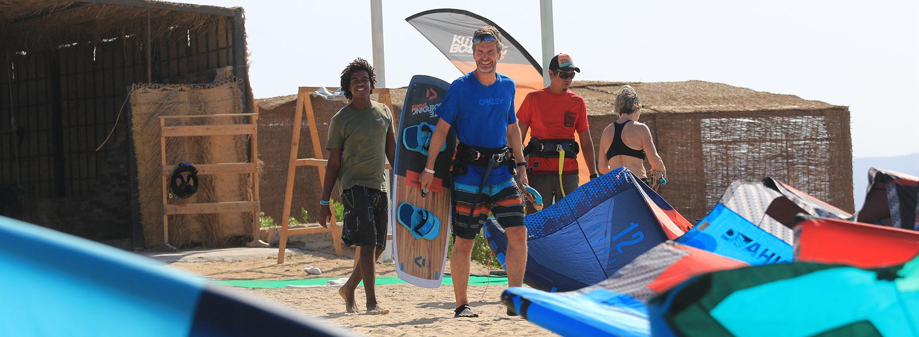 Kiteboarding-Events-El-Gouna, Makani Beach