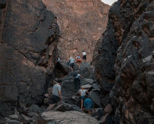 Kiteboarding-Events_El-Gouna_Wanderungen ins Gebirge