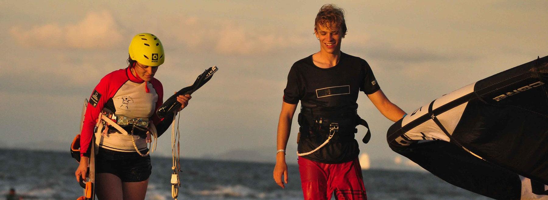 Kitesurfen-lernen-in-Panama,Punta-Chame