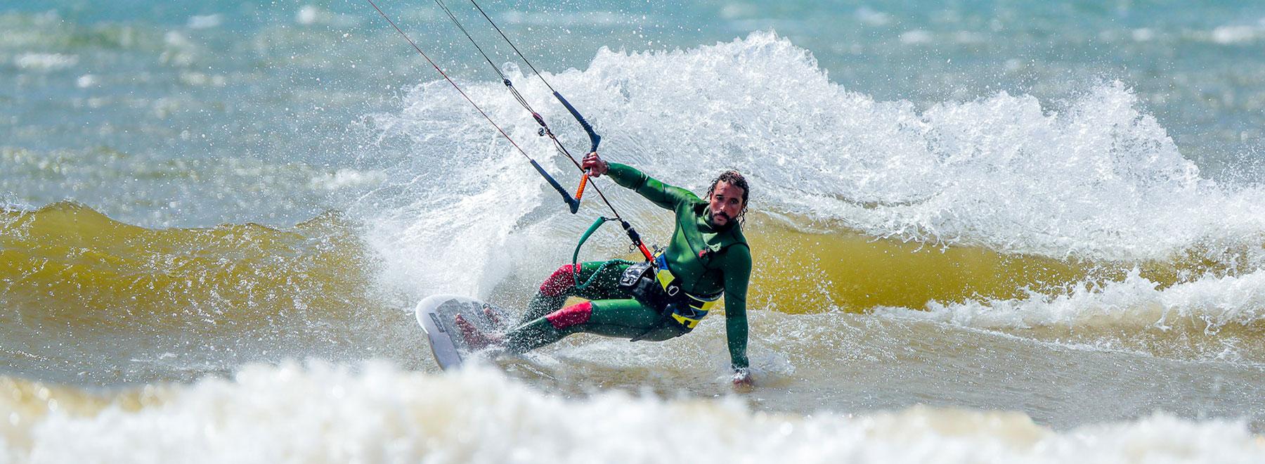 Kitesurfen in Essaouira_Wavekiten