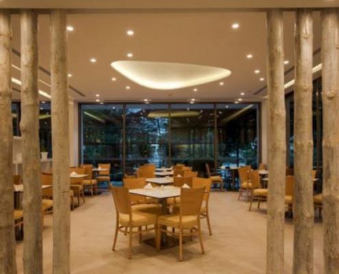 Kos_Caravia Beach Hotel-Restaurant-innen