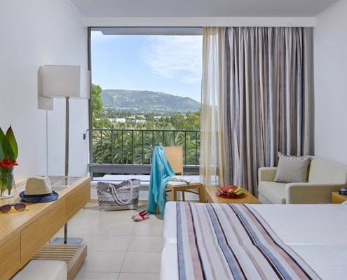 Kos_Caravia-Beach-Hotel- Standardzimmer