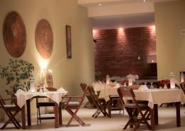 Hotel Jardins de Toumana-Restaurant