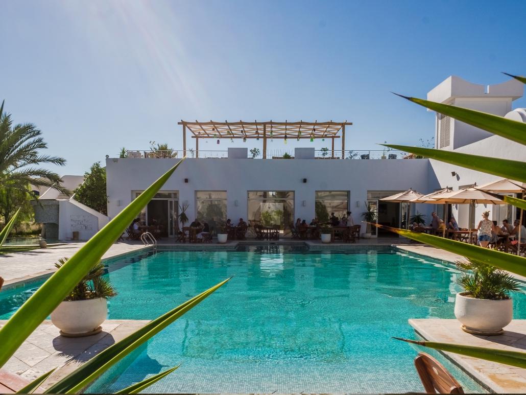 Jardin-de-Toumana KiteWorldWide Pool