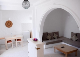 Hotel Jardins-de-Toumana Livingroom