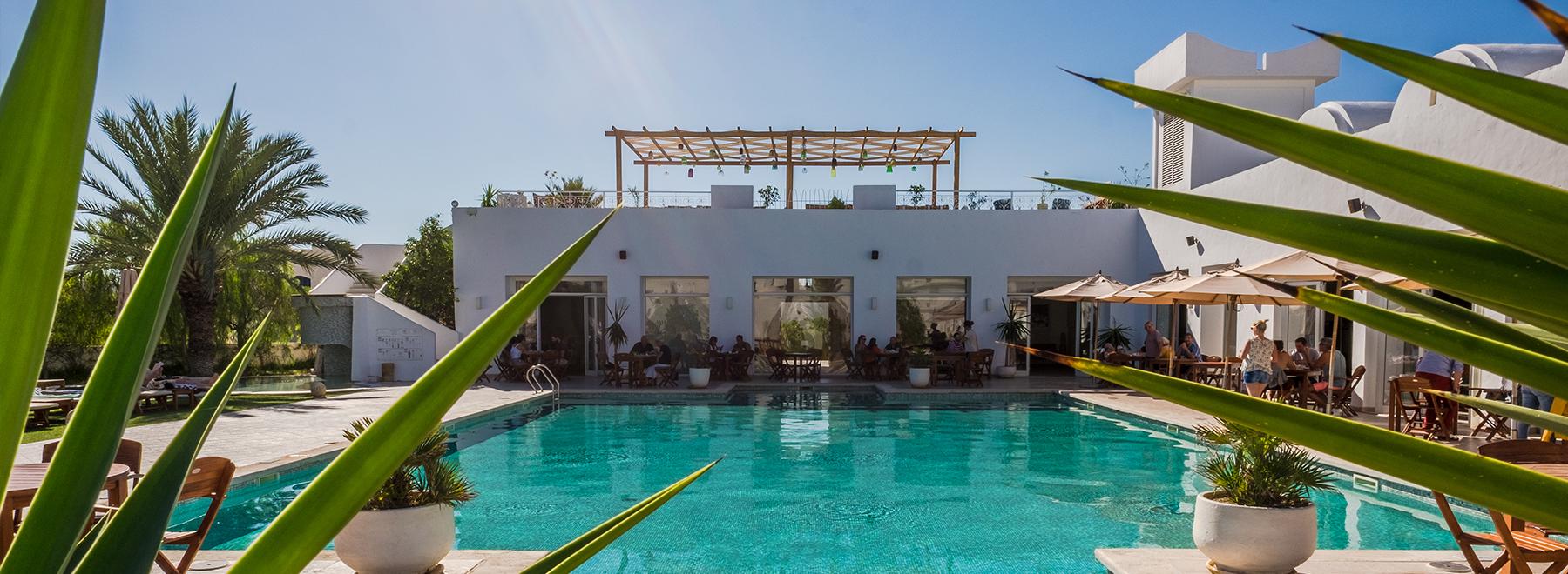 Kitesurfing Djerba Pool
