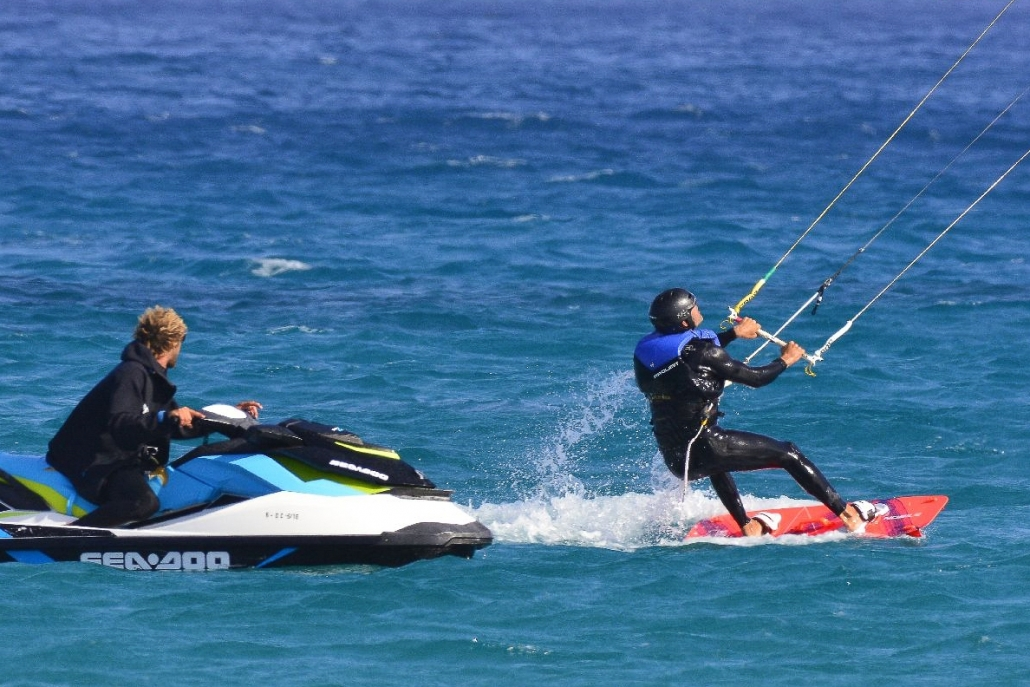 kitesurfen Fuerteventura kurse rec